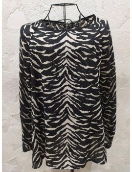 Blusa zebrata - Romi-Hò