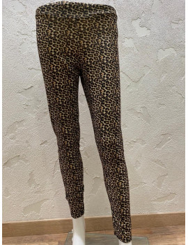 Leggins leopardato - I'AM