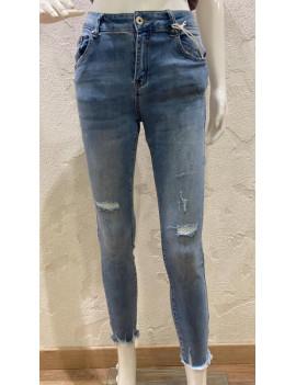 Jeans denim scuro - Monday...