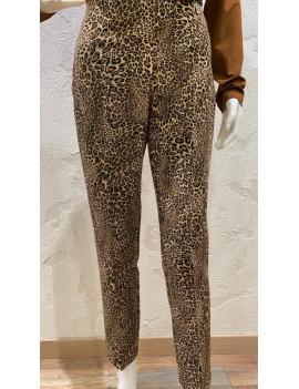 Pantalone animalier - Blugayà