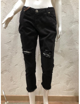 Jeans strappato - To Lu