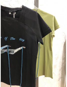 T shirt - Blugayà
