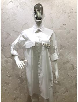 Camicia lunga - Blugayà