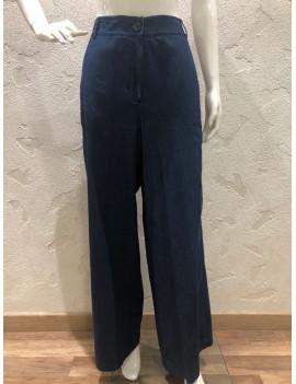 Pantaloni palazzo in jeans...