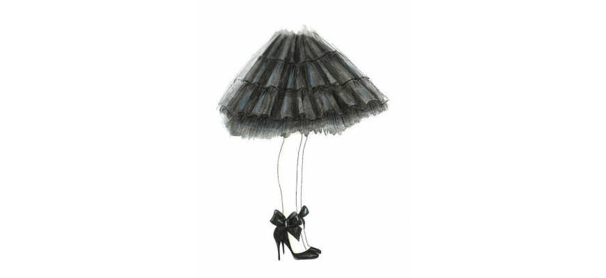 gonne donna lunghe, corte,a palloncino,con plissè   G-Glamour