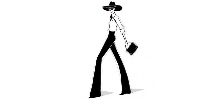 Abbigliamento donna | Pantaloni e jeans | Pantaloni Glamour | G-Glamour
