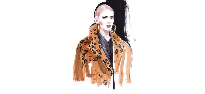 Abbigliamento donna | pellicce ecologiche | G-Glamour