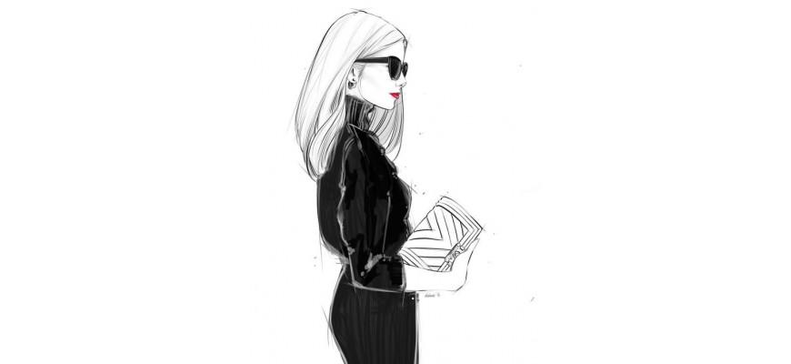 Abbigliamento donna   borse  G-Glamour